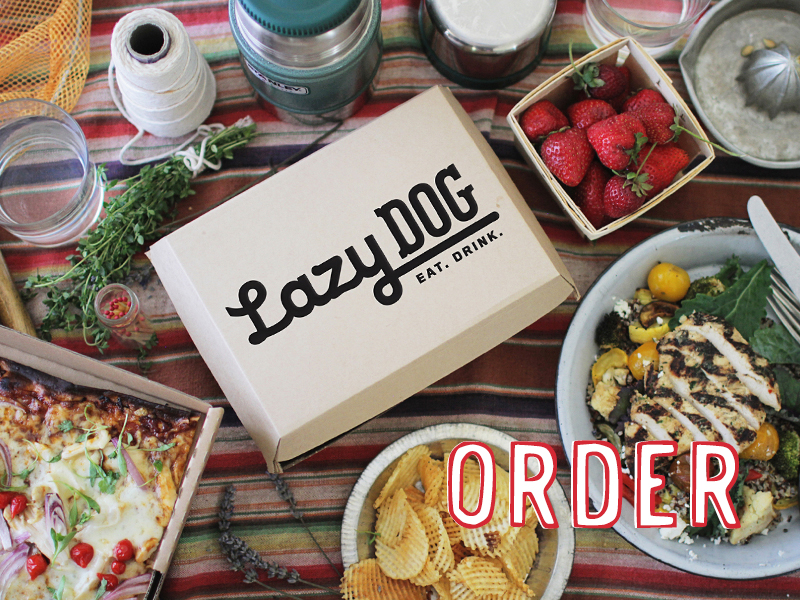 photograph regarding Cafe Rio Printable Menu known as Lazy Pet dog Dining places, LLC