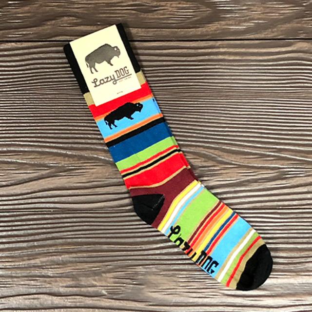 Bison Socks