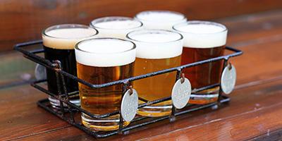 House Beer Sampler