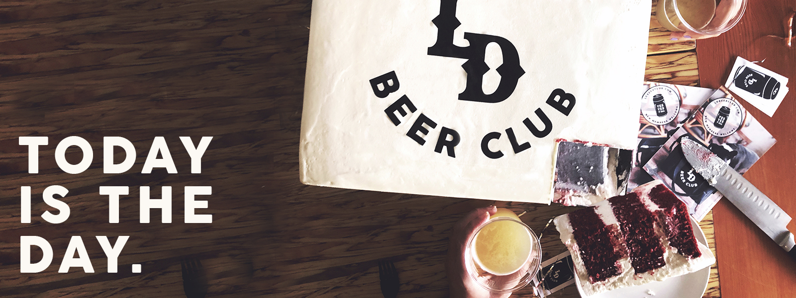Beer Club Is Here