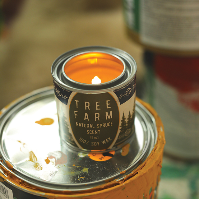 Tree Farm Soy Candle [5 oz.]