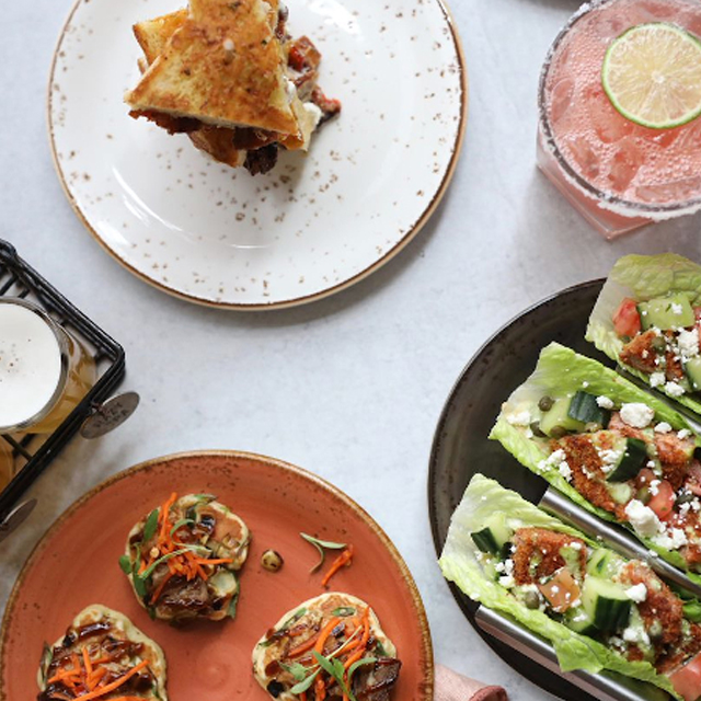 Lazy Dog Restaurant & Bar Launches New Happy Hour Menu Items and House Beers For Summer  logo
