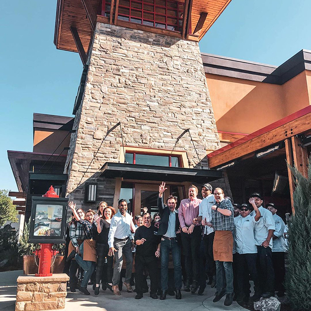 Lazy Dog Restaurant & Bar Opens in Corona logo