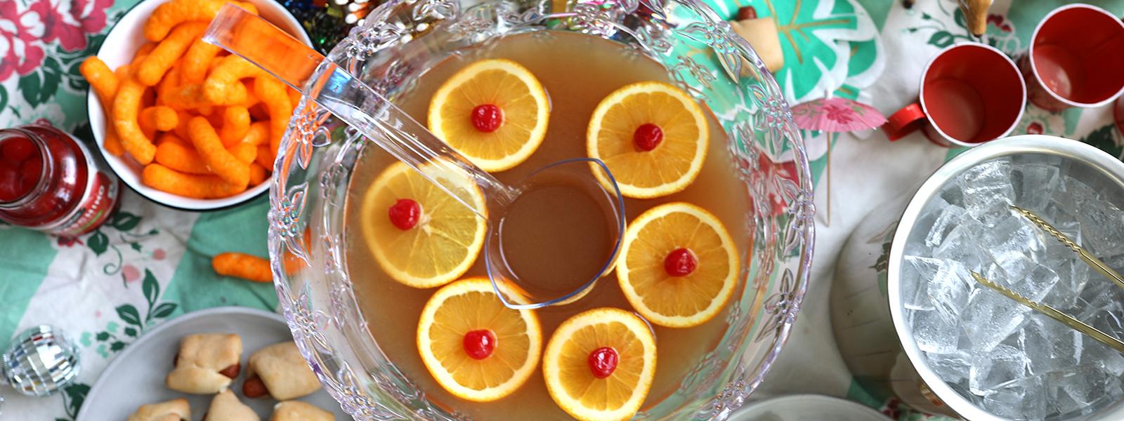Recipe: Rum, Rum Rudolph