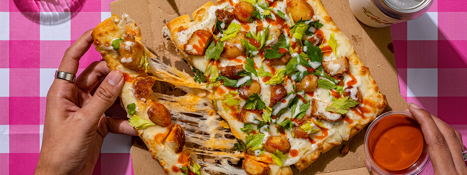Say Hello to Our New Pizza Sticks!