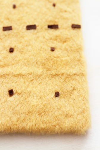 create graham cracker pattern