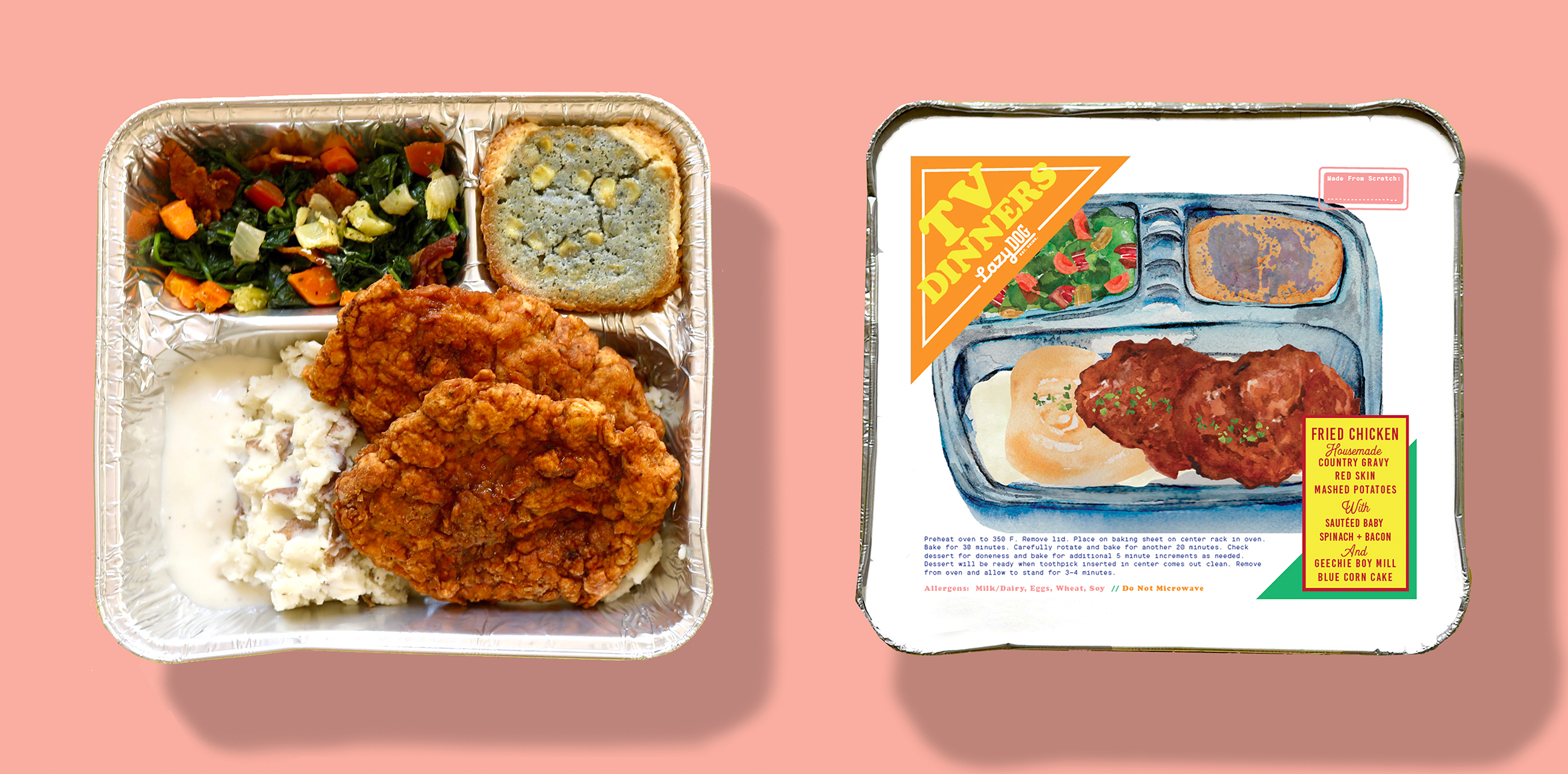 TV Dinners - Fried Chicken