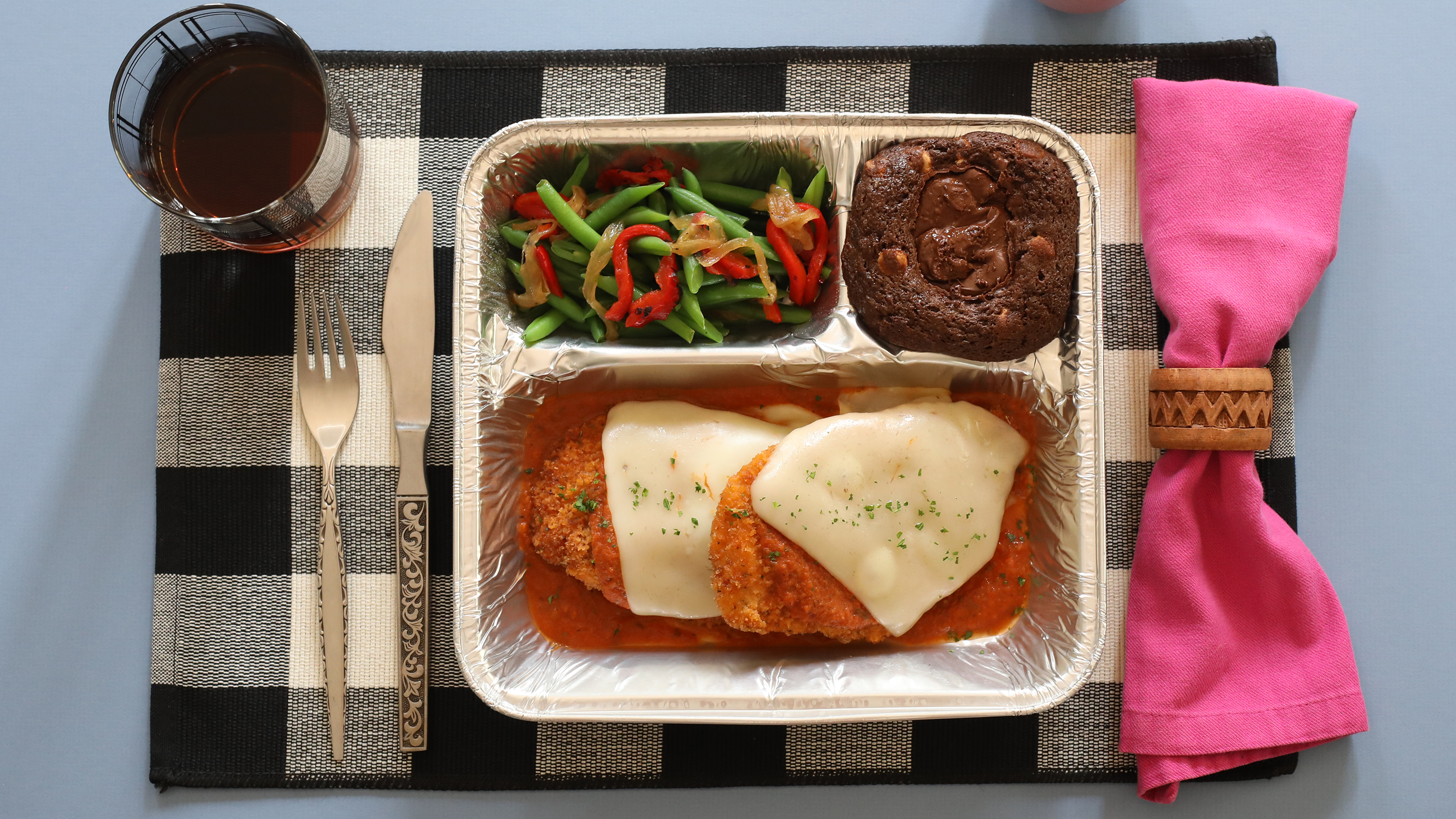 TV Dinner Chicken Parmesan