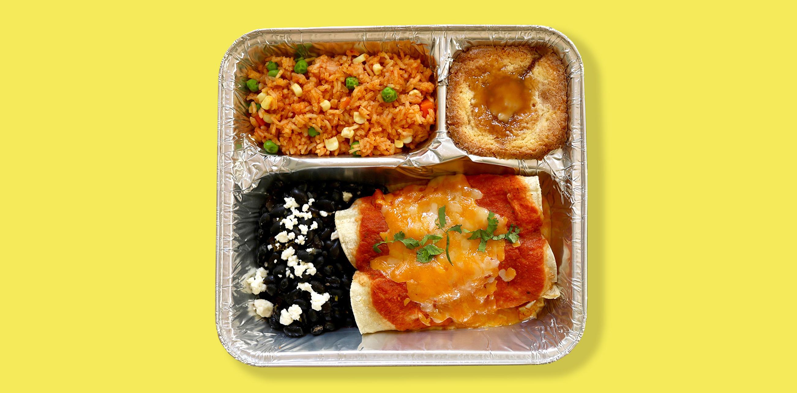 TV Dinners - Enchiladas