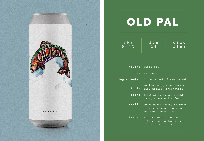 Old Pal White Ale