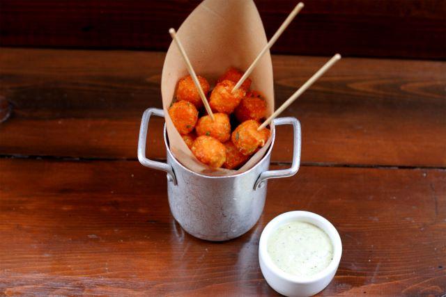 Sweet Potato Tots